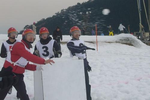 全九州雪合戦大会