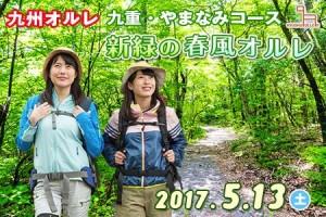【新緑の春風オルレ】開催のご案内