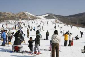 スキー場OPENのご案内